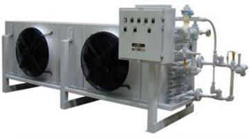 تبخیر کننده CO2 مایع –ویپرایزر