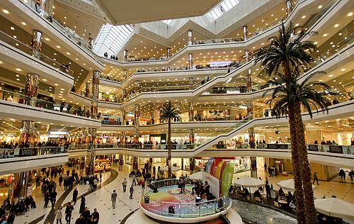 تهویه مجتمع های تجاری/اداری/مراکز خرید